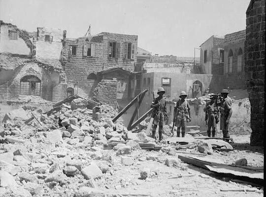 Grande Rivolta Araba Giaffa