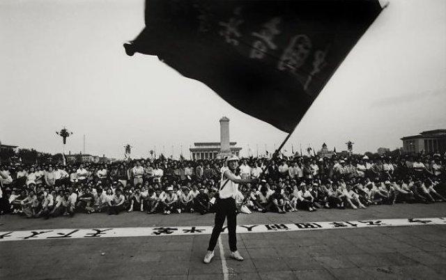 cina studenti piazza tienanmen 1989