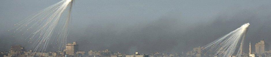 Il cielo sopra Gaza