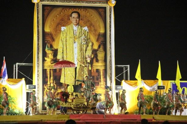 Foto Re Rama 9