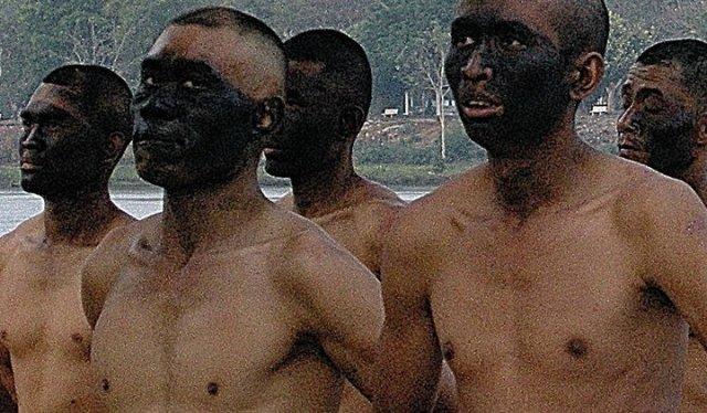 militari in punizione