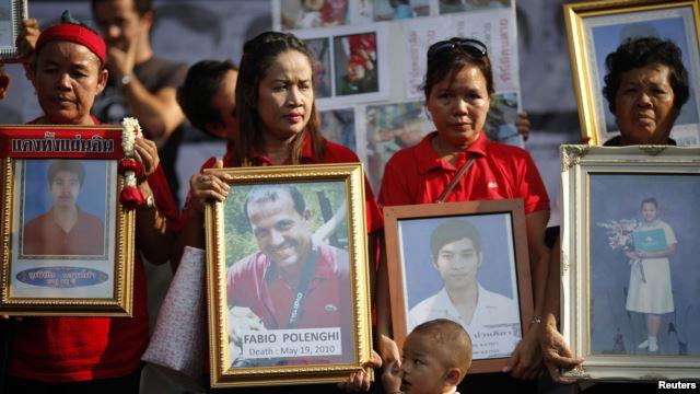 bangkok morti uccisi esercito