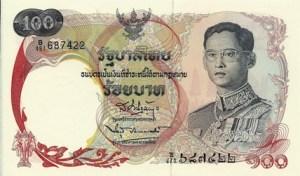 100 baht