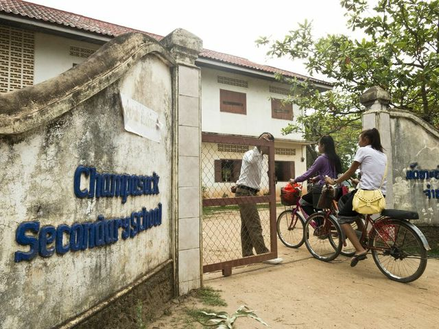 Scuola Asia Laos