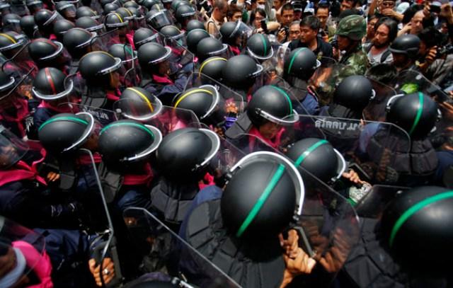 thailandia bangkok manifestazione amnistia 2013
