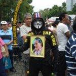 thailandia manifestazione 2013 re