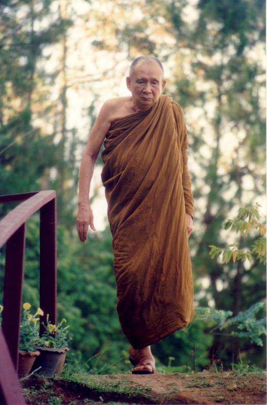 Thailand Somdet Phra Nyanasamvara