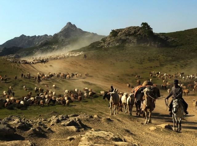 kazaki nomadi xinjiang