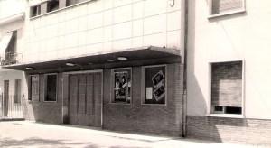 Cinema Trieste, ricostruito dopo la II Guerra Mondiale