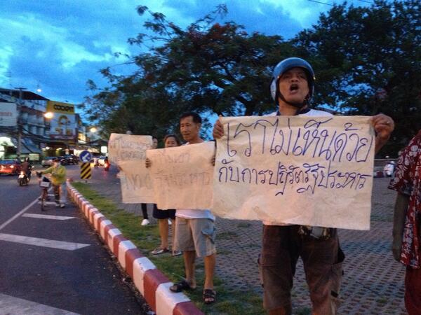 Thailandia: colpo di stato