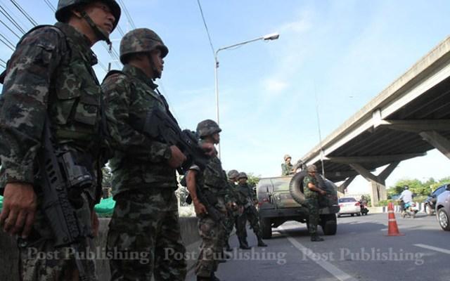 thailandia legge marziale bangkok