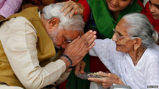 India Modi vittoria