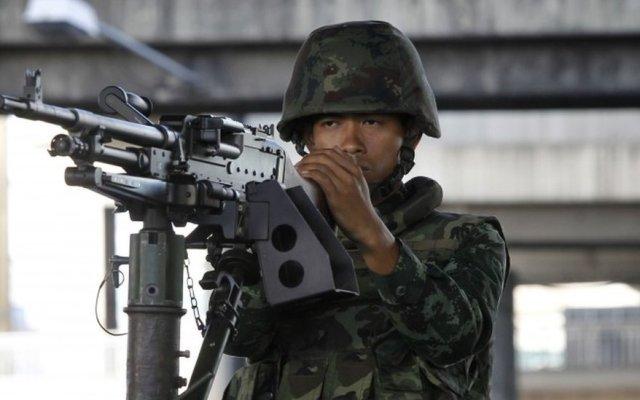 Thailandia: legge marziale in tutto il paese,