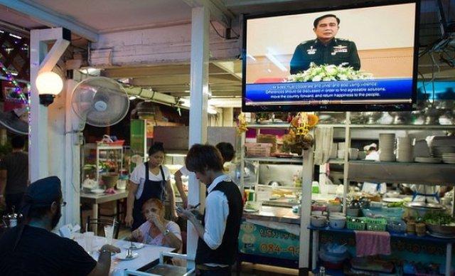 thailandia prayuth dittatore