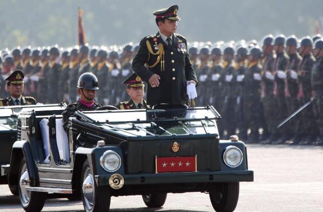 Prayuth Chan-ocha, Thailandia