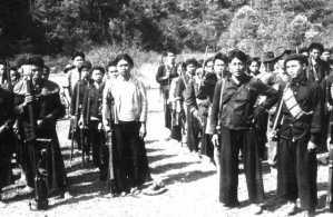 Nella Guerra del Vietnam i hmong hanno combattuto a fianco degli americani. Foto Project Ava