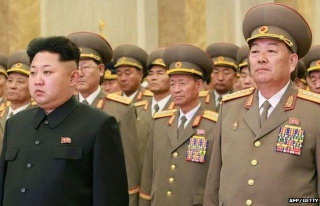 Hyon Yong-Chol Corea del Nord