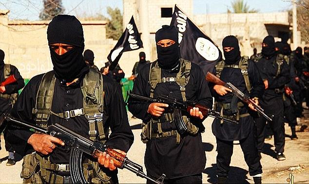 Isis Palmira Siria