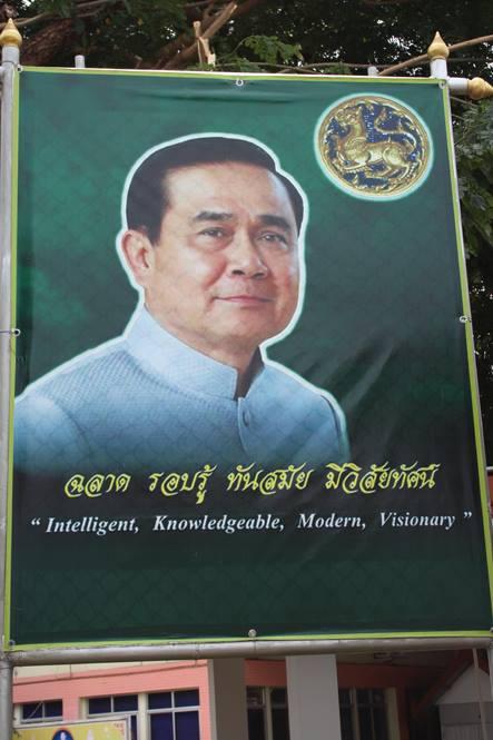 thailandia propaganda colpo di stato