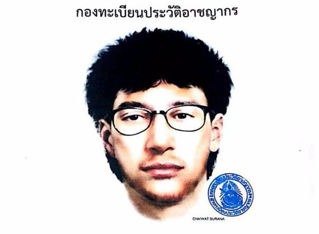 Bomba Bangkok terrorista