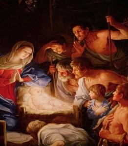 Natività, Guido Reni Museo Nazionale di San Martino - Napoli