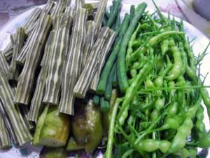 Verdure lessate
