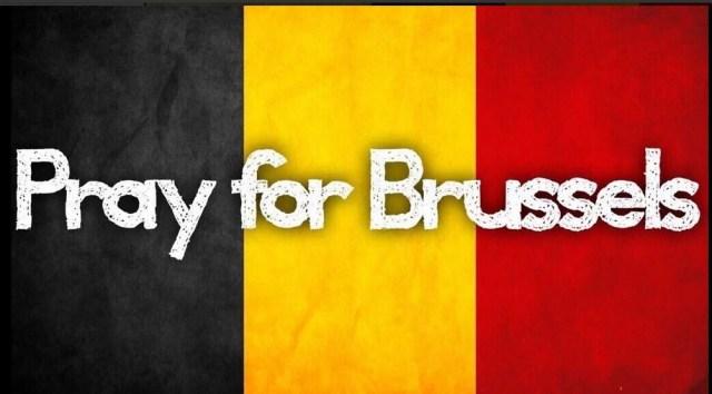 Attentati, sui social gli inviti a pregare per Bruxelles