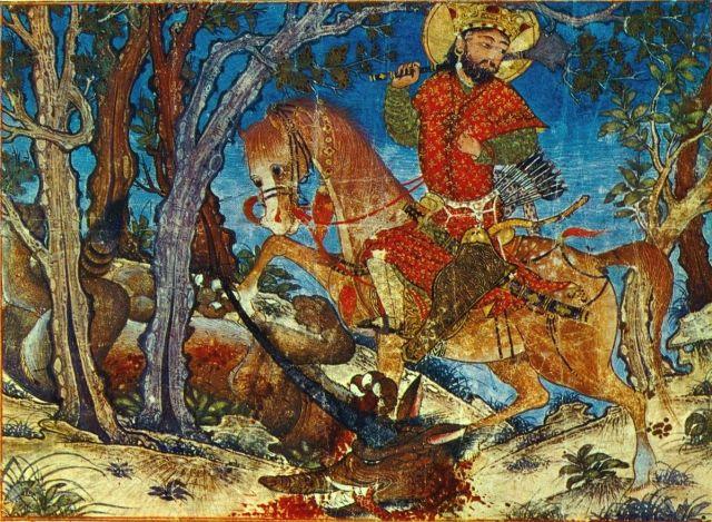 Grande Mongol Shahnama