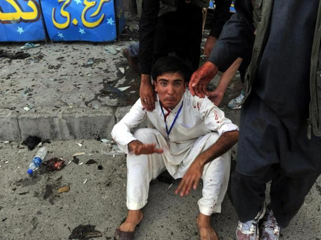 Attentato Kabul Afghanistan