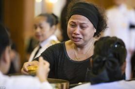 donna thailandese re bhumibol bangkok thailandia