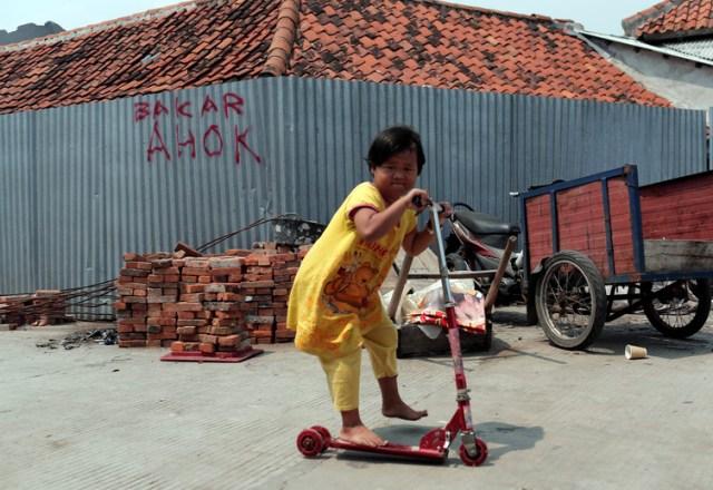 Indonesia Giacarta Ahok blasfemia