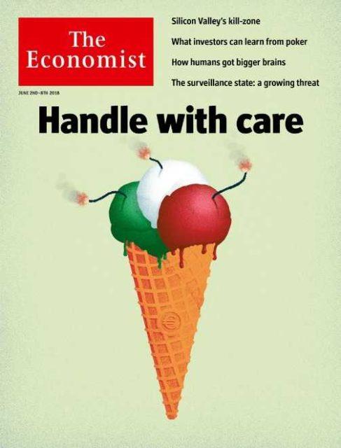 governo conte Economist