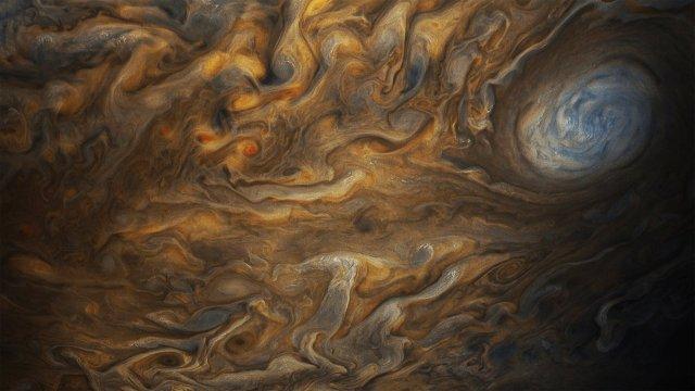 Jupiter-NASA-photo