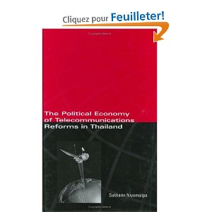 The Political Economy of Telecommunicatons Reforms in Thailand