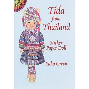 Tida from Thailand