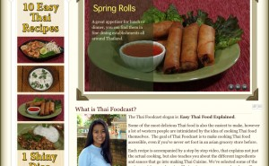 Thai Foodcast Easy Thai Recipes