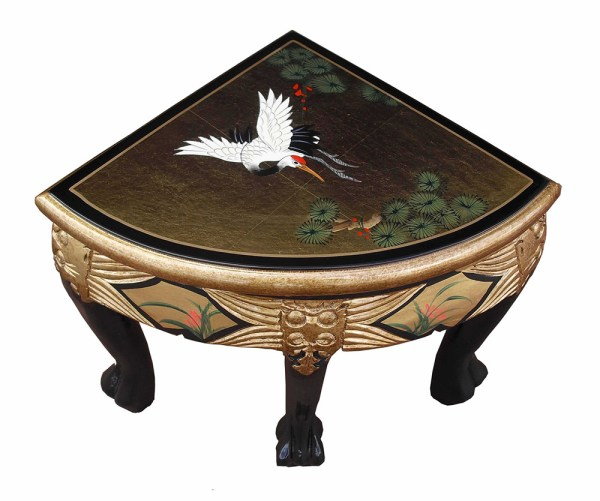 Chinese Gold Leaf Furniture