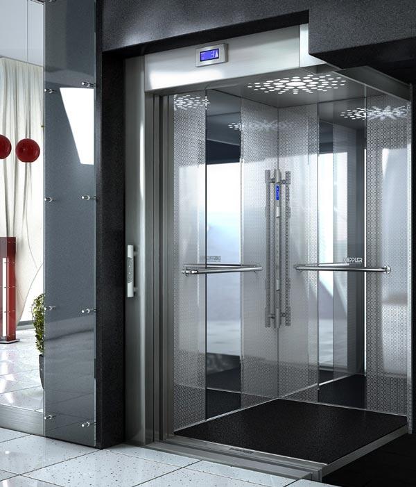 LIFT CABIN AESTHETIC MODEL  PT Asia Fuji Indo Elevator