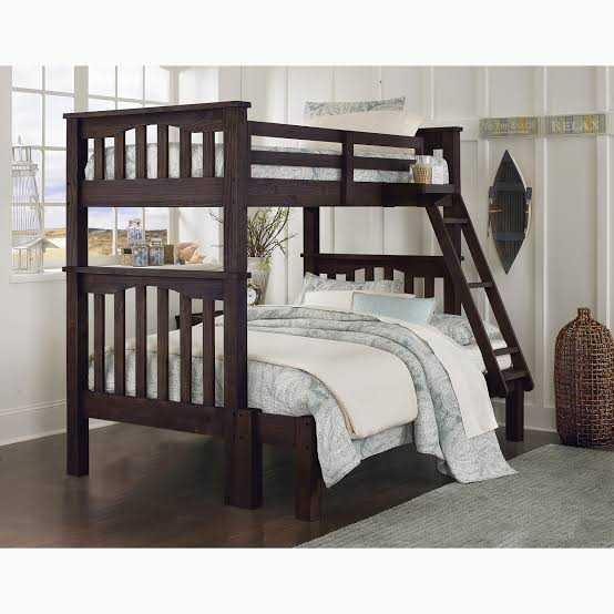 Tempat Tidur Tingkat Multifungsi Kayu Jati