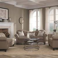 Kursi Tamu Sofa Sudut Set
