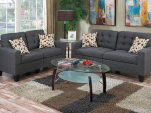 Kursi Tamu Sofa Warna Biru
