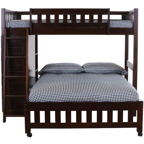 Tempat Tidur Tingkat Jati Twin Bed