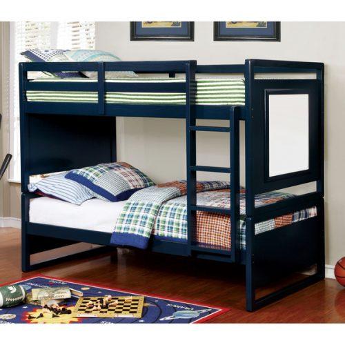 Tempat Tidur Tingkat Simple Modern