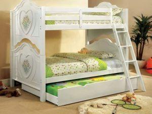 Tempat Tidur Tingkat Sorong Terbaru