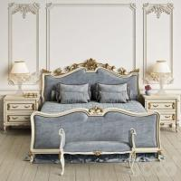 Dipan Spring Bed Mewah