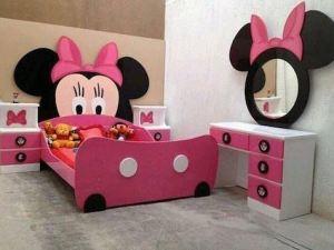 Tempat Tidur Anak Mickey Mouse