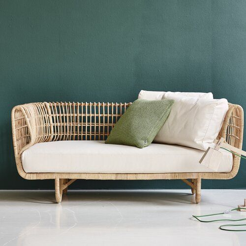 Sofa Rotan Alami