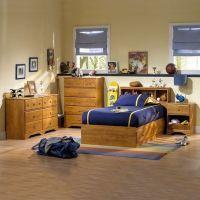 Set Tempat Tidur Anak Jati
