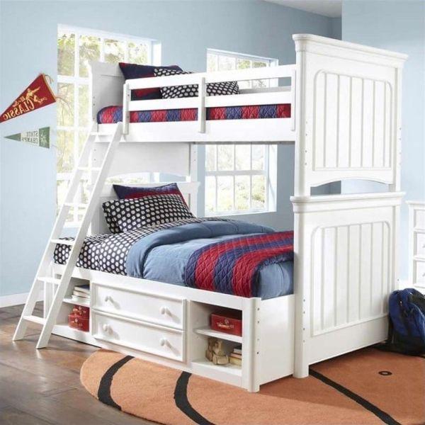 Tempat Tidur Tingkat Modern