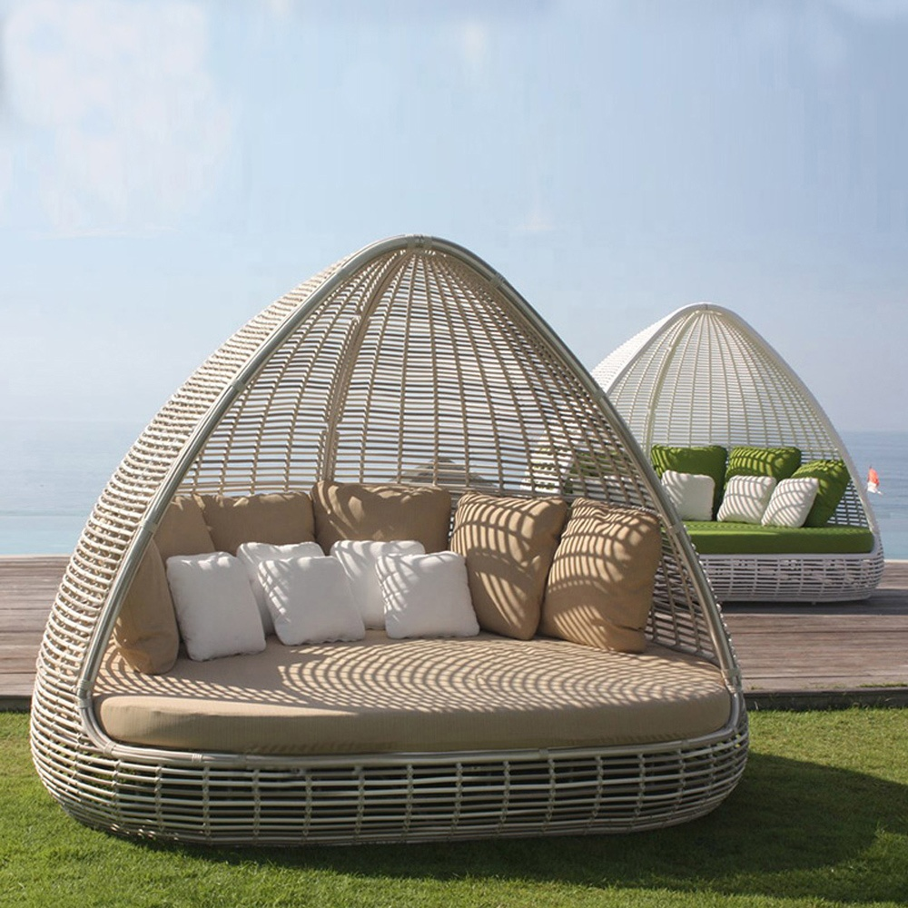 Sofa Daybed Rattan Furniture Outdoor